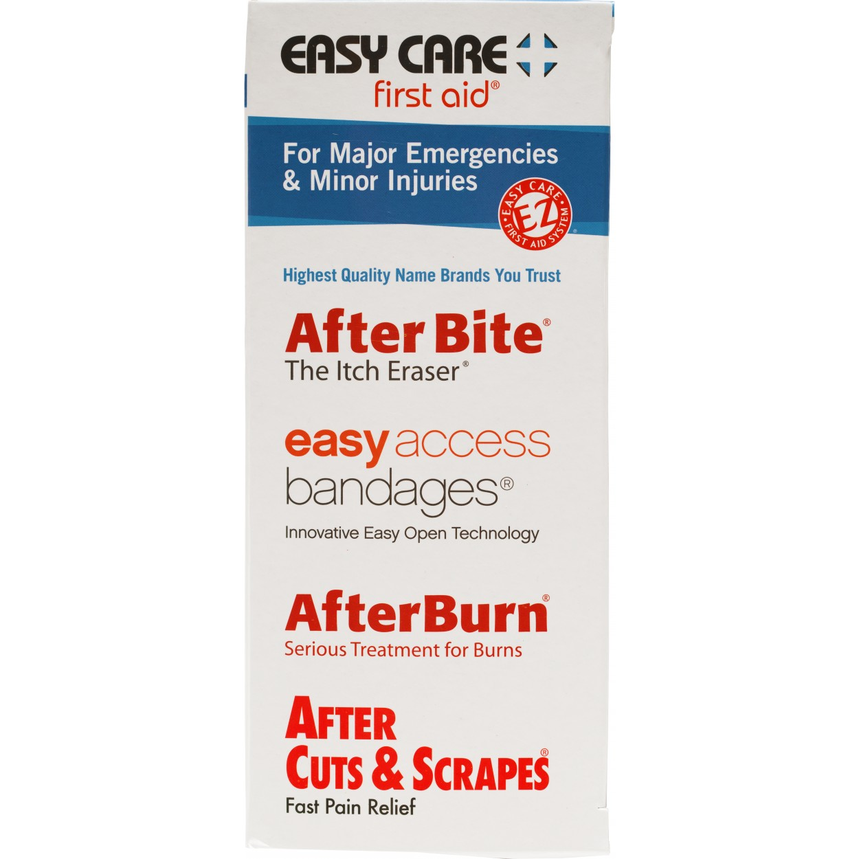 Easy Care Comprehensive Easy Care First Aid 174 Kits