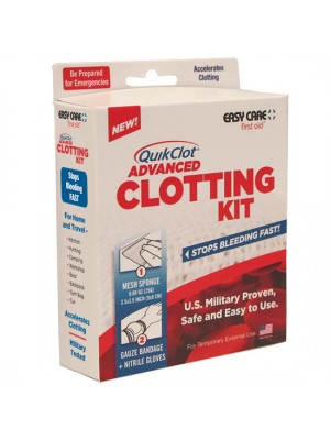 QuikClot Advanced Clotting Kit