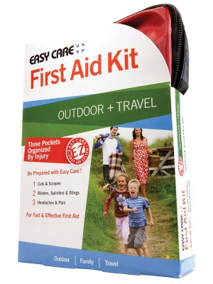Easy Care First Aid™ Kits Outdoor + Travel