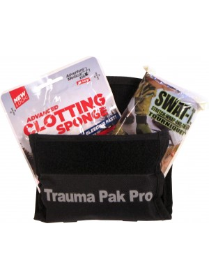 Trauma Pack Pro with QuikClot & Swat-T