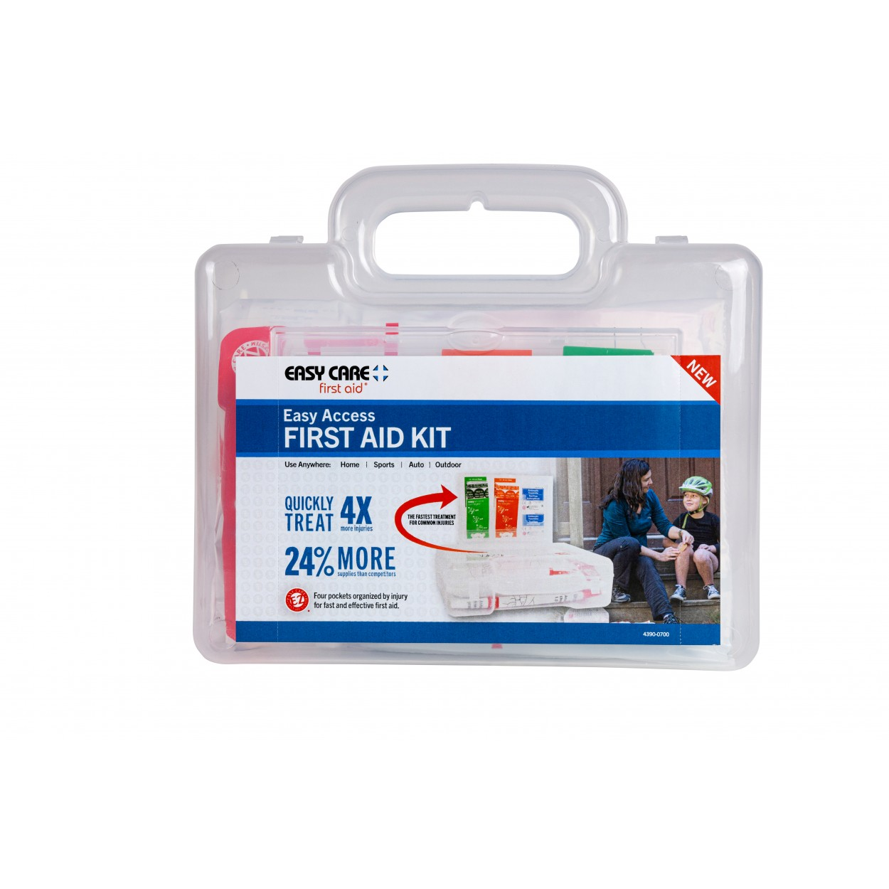 Easy Care First Aid™ Easy Access First Aid Kit - Easy Care